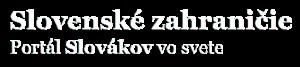 Slovenské zahraničie Logo